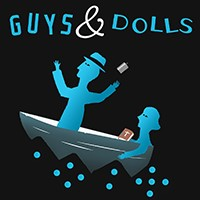 Guys and Dolls, Book by Abe Burrows & Jo Swerling
