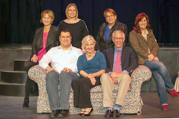Kirkwood Theater Guild Board 2013-2014