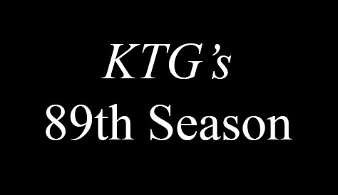 KTG Announces 87th season